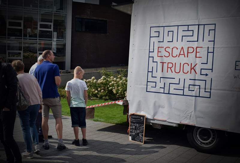 Escape Truck